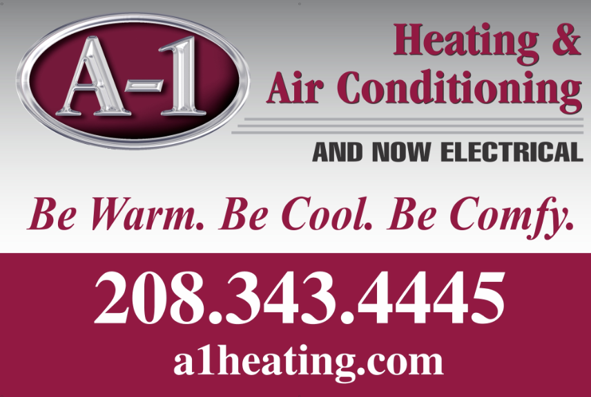 A1 Heating logo