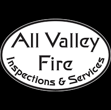 All Valley Fire logo