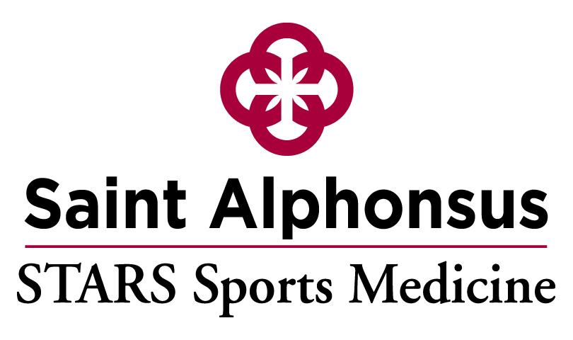 St. Alphonsus Stars Sports Medicine logo