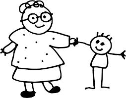 grandparent & child